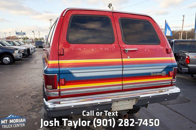 1985 Chevrolet Suburban in Memphis, Tennessee 38115