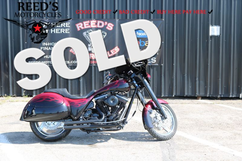 1985 Custom Custom    Hurst, Texas   Reed's Motorcycles in Hurst Texas