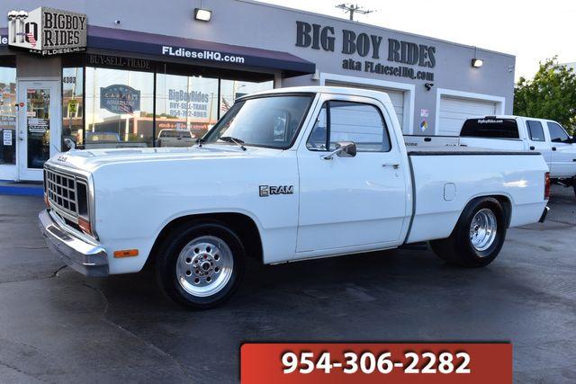 1985 Dodge Pickup D150