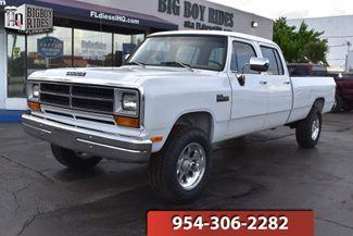 1985 Dodge Ram 3500 W350 in FORT LAUDERDALE, FL 33309
