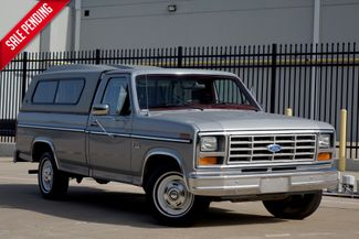 1985 Ford Pickup XLT | Plano, TX | Carrick's Autos in Plano TX