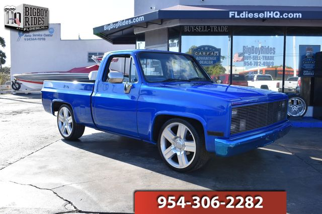 1985 GMC C10 Chevrolet in FORT LAUDERDALE, FL 33309
