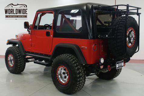 1985 Jeep CJ7 $35K+ CUSTOM RESTORATION LIFT WINCH 4.0L 5SPD 4X4 | Denver, CO | Worldwide Vintage Autos in Denver, CO