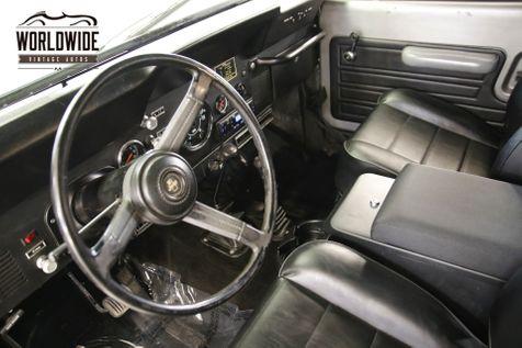 1985 Jeep CJ7  RENEGADE RESTORED COLD AC! V8 PS PB WINCH LIFT 4x4 | Denver, CO | Worldwide Vintage Autos in Denver, CO