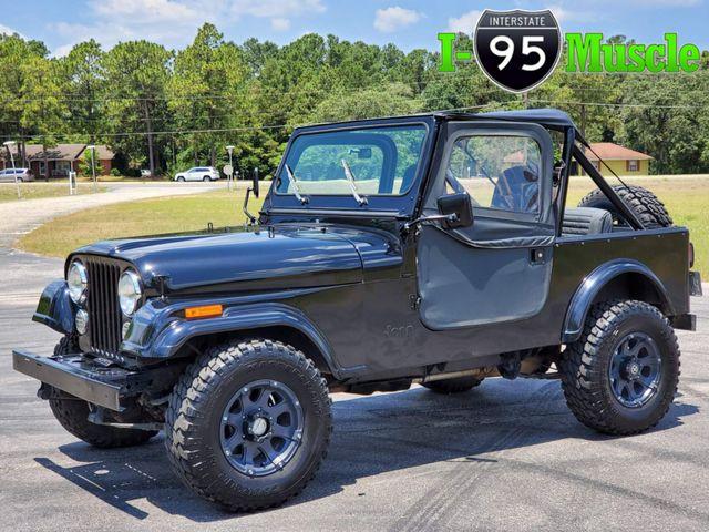 1985 Jeep CJ7 4WD
