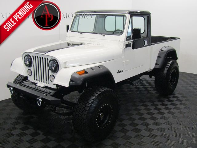 1985 Jeep CJ10 CUSTOM BUILD FUEL INJECTED V8 PS PB AC 4X4