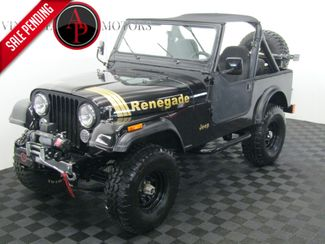 1985 Jeep CJ7 RESTORED WITH V8 PS PB in Statesville, NC 28677
