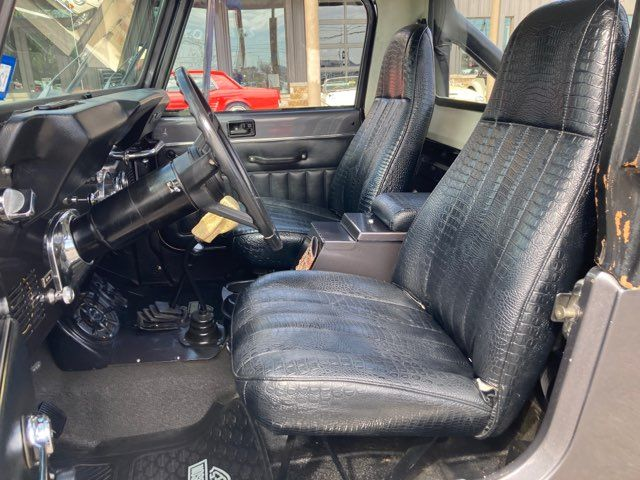 1985 Jeep CJ8 SCRAMBLER 1 of 230 in Boerne, Texas 78006