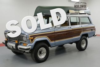 1985 Jeep GRAND WAGONEER in Denver CO