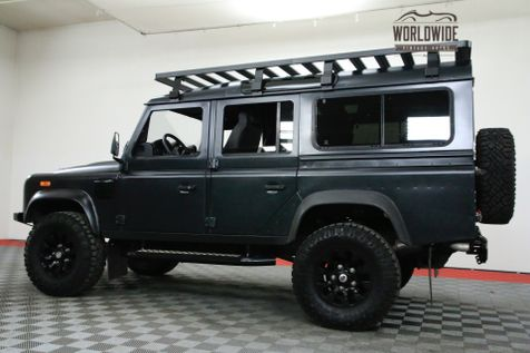 1985 Land Rover DEFENDER 110 HIGH DOLLAR BUILD TURBO DIESEL | Denver, CO | Worldwide Vintage Autos in Denver, CO
