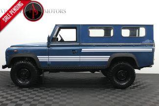 1985 Land Rover 110 110 DIESEL LHD in Statesville, NC 28677