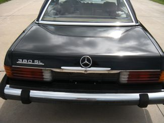 1985 Mercedes-Benz 380 Series 380SL Chesterfield, Missouri 21