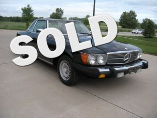 1985 Mercedes-Benz 380 Series 380SL Chesterfield, Missouri