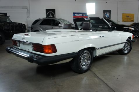 1985 Mercedes Benz 380SL Roadster | Tempe, AZ | ICONIC MOTORCARS, Inc. in Tempe, AZ