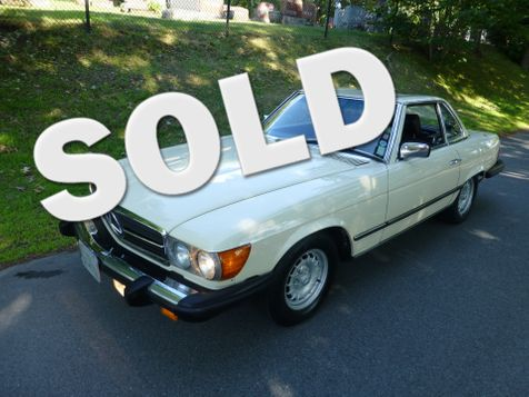 1985 Mercedes-Benz 380 Series 380SL in Lawrence, MA
