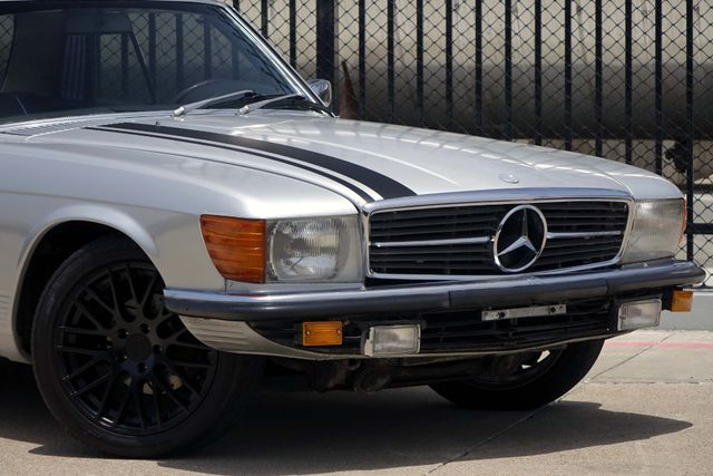 1973 Mercedes Benz 450 SLC Coupe * COLD A/C * Custom Wheels * RIDES & DRIVES! Plano, Texas 20