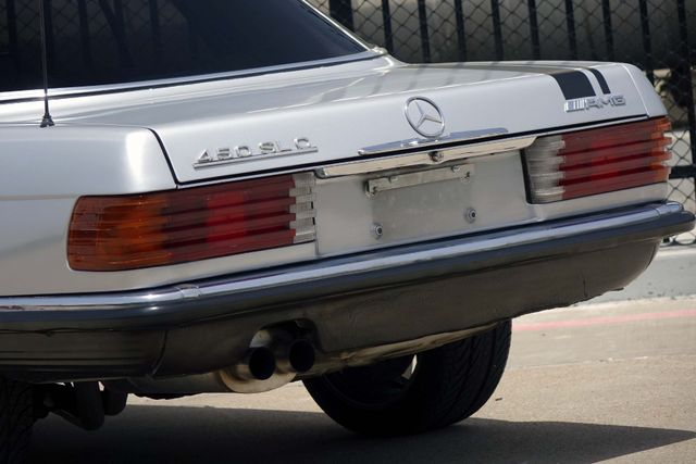1973 Mercedes Benz 450 SLC Coupe * COLD A/C * Custom Wheels * RIDES & DRIVES! Plano, Texas 27