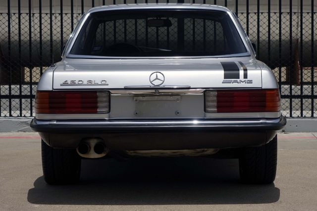 1973 Mercedes Benz 450 SLC Coupe * COLD A/C * Custom Wheels * RIDES & DRIVES! Plano, Texas 7