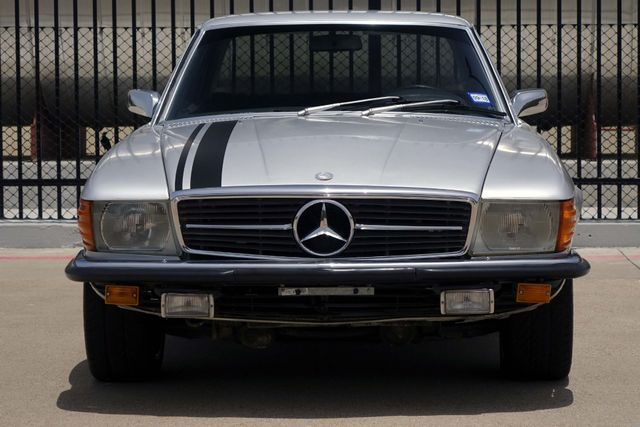 1973 Mercedes Benz 450 SLC Coupe * COLD A/C * Custom Wheels * RIDES & DRIVES! Plano, Texas 6