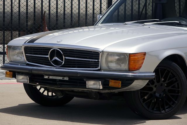 1973 Mercedes Benz 450 SLC Coupe * COLD A/C * Custom Wheels * RIDES & DRIVES! Plano, Texas 21