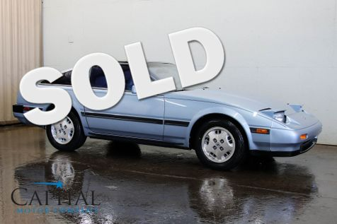 1985 Nissan 300ZX Coupe w/5-Speed Manual, Glass T-Tops, Air Conditioning and Factory Audio in Eau Claire