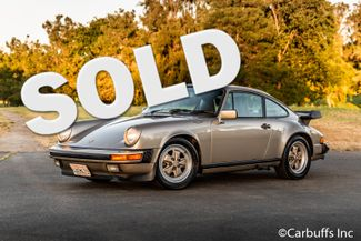1985 Porsche 911 Coupe | Concord, CA | Carbuffs in Concord