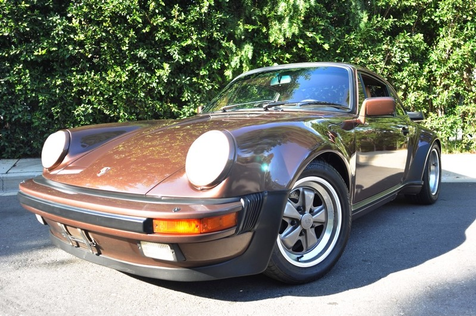 1985 Porsche 911 Carrera Turbo Look, Super Clean! in , California