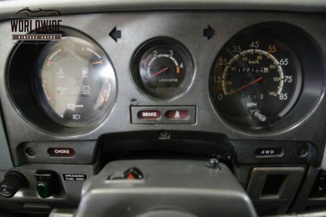 1985 Toyota FJ60 TOYOTA FJ 60 4 ON THE FLOOR LAND CRUISER  | Denver, CO | Worldwide Vintage Autos in Denver, CO