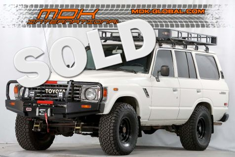 1985 Toyota Land Cruiser - Engine has only 6Xk miles! in Los Angeles