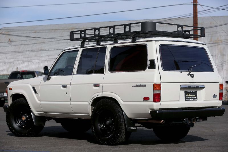1985 Toyota Land Cruiser - Engine has only 6Xk miles  city California  MDK International  in Los Angeles, California