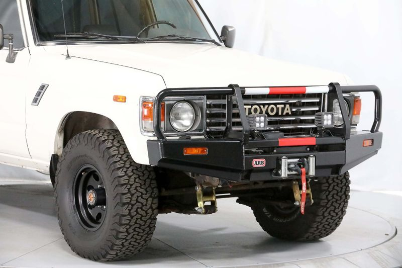 1985 Toyota Land Cruiser - Engine has only 6Xk miles city
