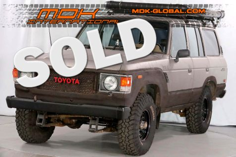 1985 Toyota Land Cruiser - Webber Carb - Not smog legal in CA in Los Angeles