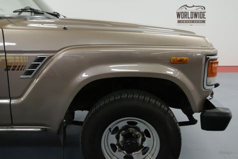 1985 Toyota LAND CRUISER FJ60. 1 OWNER! 48K ORIGINAL MILES! COLLECTOR | Denver, CO | Worldwide Vintage Autos in Denver, CO