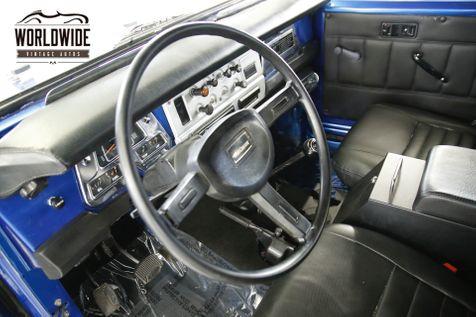 1985 Toyota LAND CRUISER  FJ40 EXTENSIVE FRAME OFF RESTORED AC! PS PB   Denver, CO   Worldwide Vintage Autos in Denver, CO