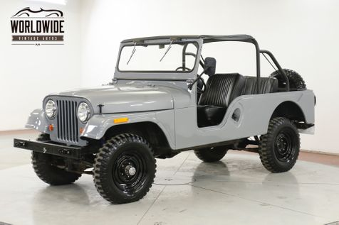1961 Jeep WILLYS CJ6. RESTORED. $30K INVESTED RARE 4x4 CJ5 CJ7 | Denver, CO | Worldwide Vintage Autos in Denver, CO