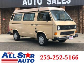 1985 Volkswagen Vanagon in Puyallup Washington, 98371