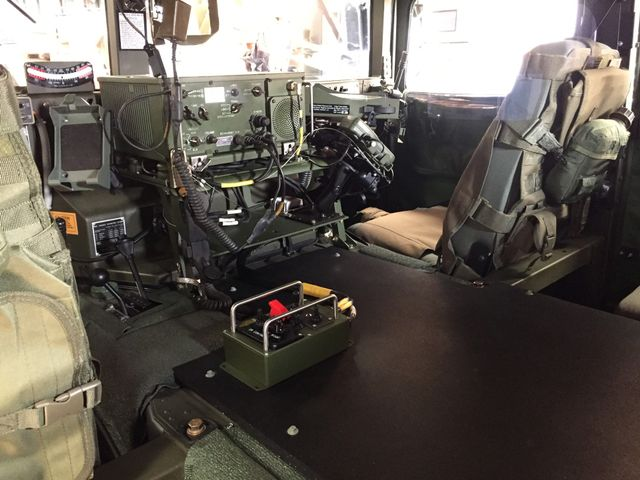 1986 A M General Hummer Humvee  M998 Full Restorations   This Hummer like new. San Diego, California 13