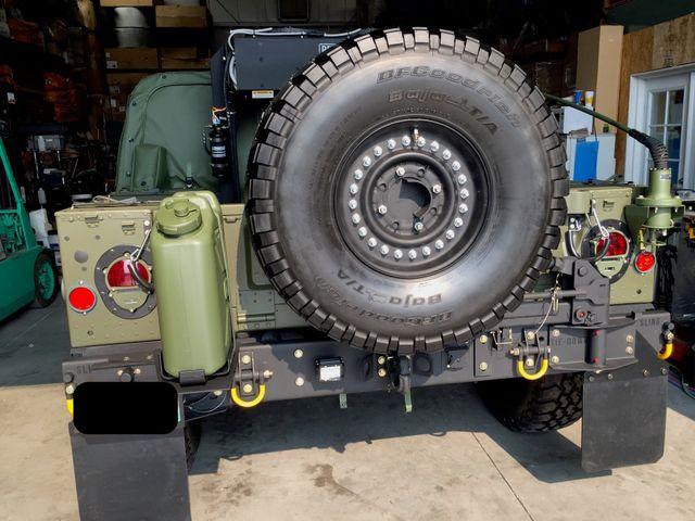 1986 A M General Hummer Humvee  M998 Full Restorations   This Hummer like new. San Diego, California 37