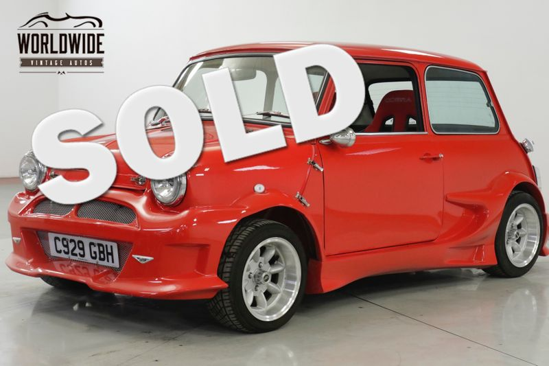 1986 Austin MINI COOPER MAYFAIR. HIGH DOLLAR CUSTOM BUILD. MUST SEE | Denver, CO | Worldwide Vintage Autos