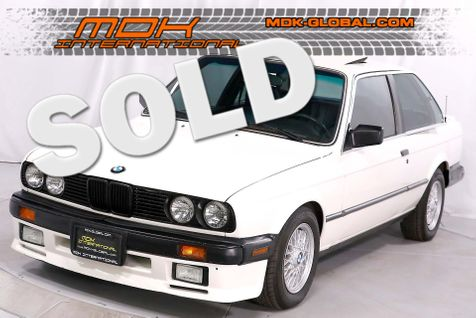 1986 BMW 325 325es - Sport pkg - LSD - New leather in Los Angeles