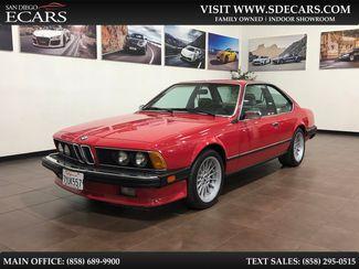 1986 BMW 6 Series in San Diego, CA 92126