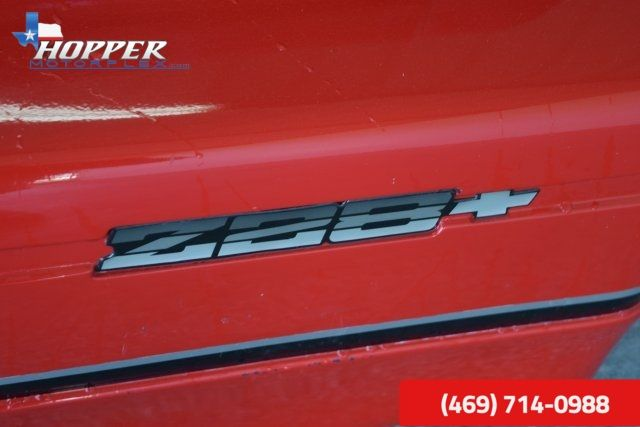 1986 Chevrolet Camaro Z28 CLASSIC in McKinney Texas, 75070