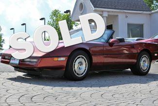 1986 Chevrolet Corvette Convertible in Alexandria VA