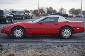 1986 Chevrolet Corvette Blanchard, Oklahoma 1