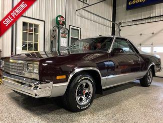 1986 Chevrolet El Camino Fairmont, West Virginia