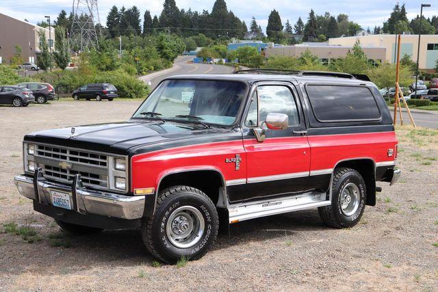 1986 Chevrolet K10 Blazer K-5 in Mustang OK, 73064
