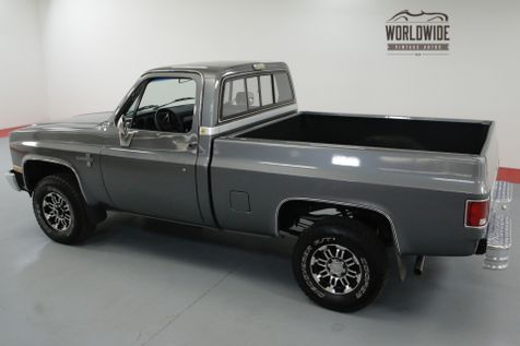 1986 Chevrolet 1500 RESTORED. AC. PS. PB. 4x4, CUSTOM WHEELS  | Denver, CO | Worldwide Vintage Autos in Denver, CO