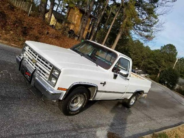 1986 Chevrolet Pickup C10