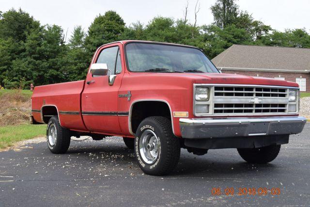 1986 Chevrolet Pickup CK