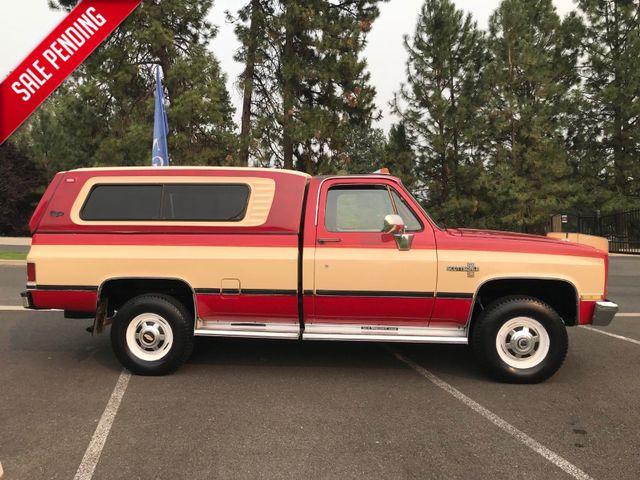 1986 Chevrolet Pickup SCOTTSDALE in Mustang OK, 73064